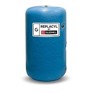 GLEDHILL 1050X 450 INDIRECT VENTED REPLACYL