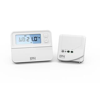 EPH COMBIPACK4 OPENTHERM PROGRAMMABLE RF THERMOSTAT