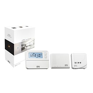 EPH CP4i WIFI PROGRAMMABLE THERMOSTAT C/W RECEIVER/GATEWAY