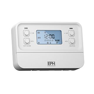 EPH A27-HW 2 ZONE PROGRAMMMER, 7 DAY, 5 / 2 DAY OR 24 HOUR