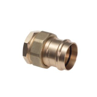 CONEX B PRESS P69F 15mmx1/2 FEMALE STRAIGHT UNION