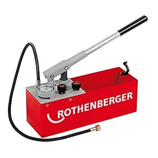ROTHENBERGER RP50 PRESSURE TEST PUMP